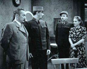 Jaroslav Marvan, Vlasta Burian, Antonín Zacpal a Zita Kabátová