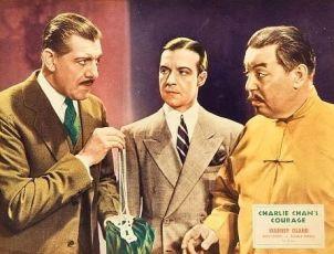 Charlie Chanova odvaha (1934)