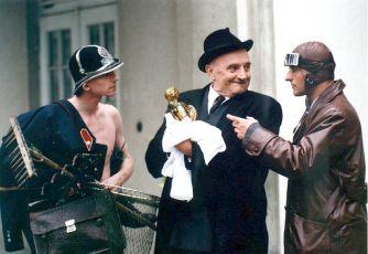 Jiří Strach, Josef Somr a Ondřej Vetchý