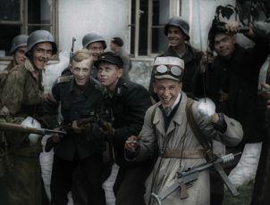 Varšavské povstání (2014)