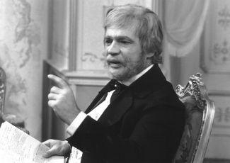 Alexandr Dumas starší (1970) [TV minisérie]