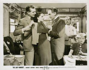 Zmizení staré dámy (1938)
