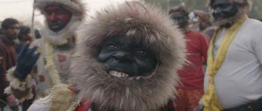 Opičí muž (2019)