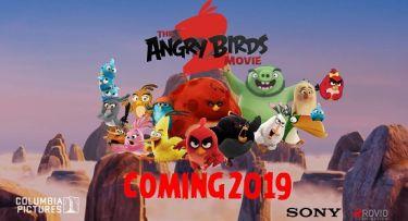 Angry Birds ve filmu 2 (2019)