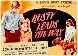 Rusty Leads the Way (1948)