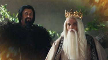 O zakletém králi a odvážném Martinovi (2018) [TV film]