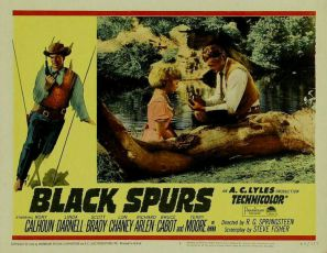 Black Spurs (1965)