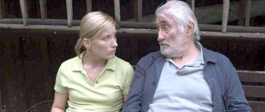 Helena Dvořáková a  Pavel Landovský