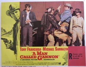 A man called Gannon (1968)
