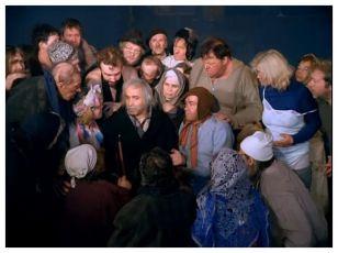 Vzhůru k nebesům (1991)