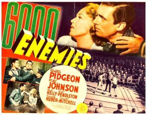 6,000 Enemies (1939)