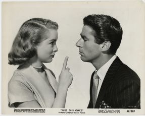 Just This Once (1952)