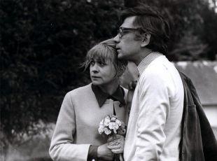 Jiřina Třebická a Petr Čepek
