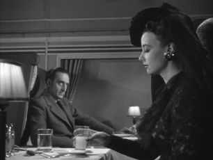 Strach v nočním vlaku (1946)
