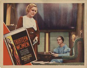 Thirteen Women (1932)