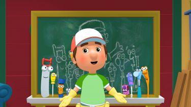 Mistr Manny (2006) [TV seriál]