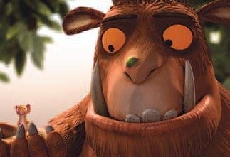Gruffalo (2009) [TV film]