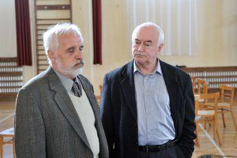 Ivan Kalina a Jaroslav Kuneš