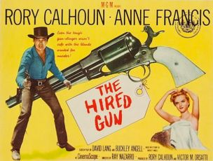 The Hired Gun (1957)