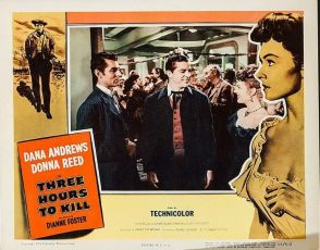 Three Hours to Kill (1954)
