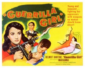 Guerrilla Girl (1953)