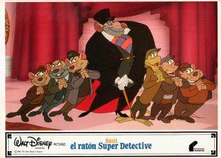 Slavný myší detektiv (1986)