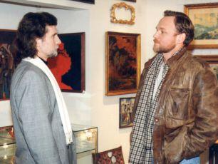 Petr Pospíchal a Marek Vašut