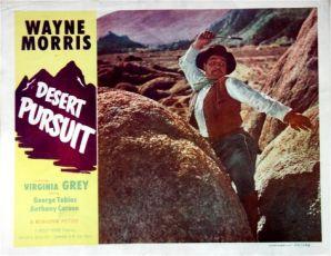 Desert Pursuit (1952)