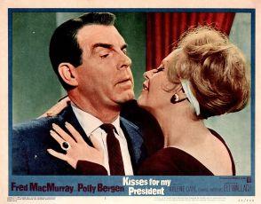 Kisses for My President (1964)