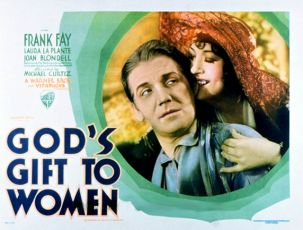 God's Gift to Women (1931)