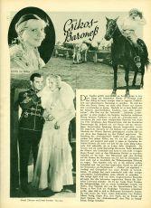 Cikošská baronka (1930)