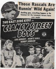 Clancy Street Boys (1943)