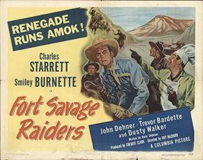 Fort Savage Raiders (1951)