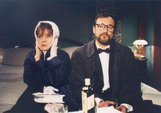 Libuše Šafránková a Viktor Preiss