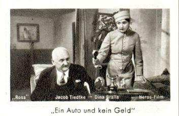 Auto a žádné peníze (1932)