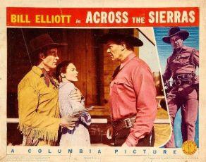 Across the Sierras (1941)