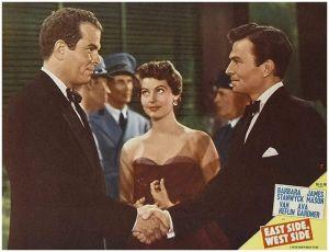 Východní část, západní část (1949)