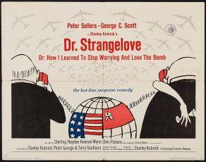 Dr. Divnoláska aneb Jak jsem se naučil nedělat si starosti a mít rád bombu (1963)