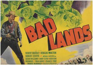 Bad Lands (1939)