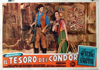 Treasure of the Golden Condor (1953)