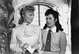 Tajemná hraběnka (1942)