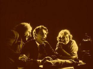 Kabinet voskových figur (1924)