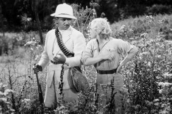 Džungle volá (1936)