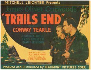Trails End (1935)