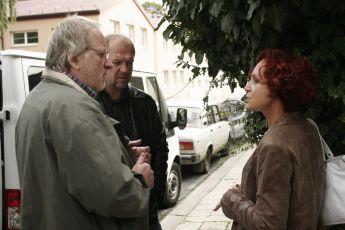 Vlastimil Šimůnek, Václav Žmolík, Petra Janů