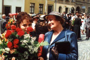 Doktor smrt: Libuše Šafránková a Věra Galatíková