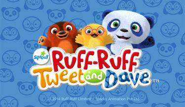 Ruff Ruff, Tweet a Dave (2015) [TV seriál]
