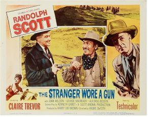 Ten cizinec měl zbraň (1953)