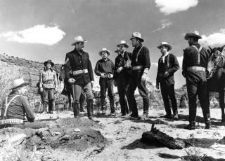 Fort Massacre (1958)