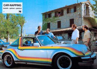 Únos aut (1980)